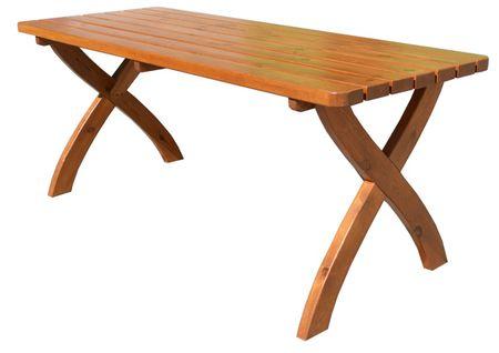 Rojaplast stol Strong Masiv, 160 cm