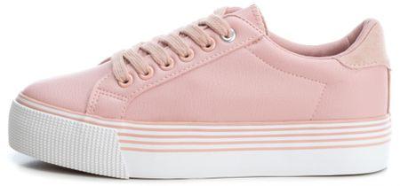 XTI dámské tenisky 37 ružová