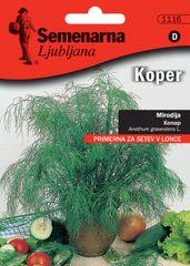 Semenarna Ljubljana koper D1116, mala vrečka