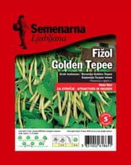 Semenarna Ljubljana fižol Golden Tepee, nizek, 100 g