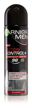 Garnier Izzadásgátló spray férfiak Mineral hatású kontroll + klinikai vizsgálat 150 ml