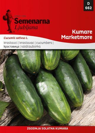 Semenarna Ljubljana kumarice Marketmore, 662, mala vrečka