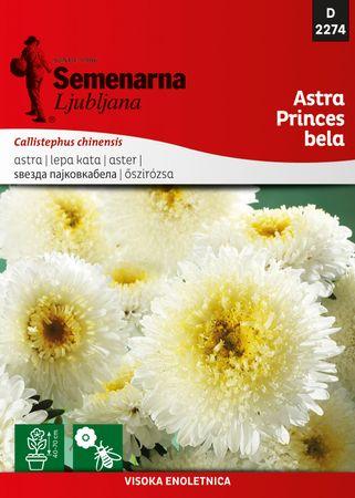 Semenarna Ljubljana cvijeće star princes, bijelo D2274, mala vrećica