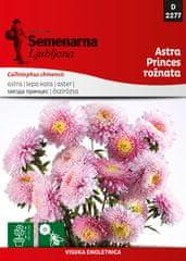 Semenarna Ljubljana astra princes rožnata D2277, mala vrečka