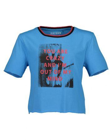 Blue Seven lány póló 152 kék