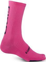 Giro skarpetki HRC Team Bright Pink/Black