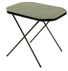 DAJAR Stůl CAMPING 53x70 - zelený