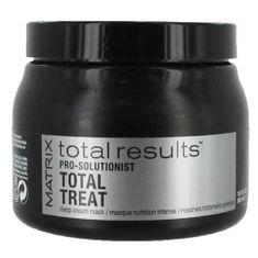 Matrix Maska do uszkodzonych włosów Łączne wyniki za Solutionist (całkowita Treat maska) 500 ml