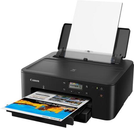 Canon brizgalni tiskalnik Pixma TS705 - Odprta embalaža