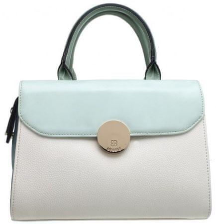 Bessie London kabelka modrá