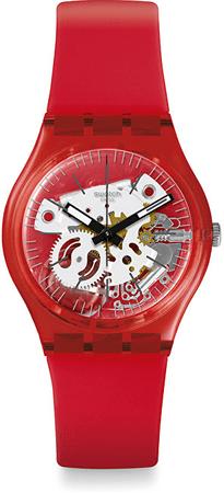 Swatch Rosso Bianco GR178