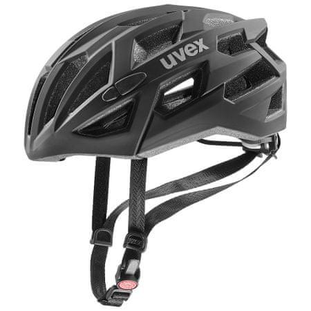 Uvex kask Race 7 Black 51-55 cm