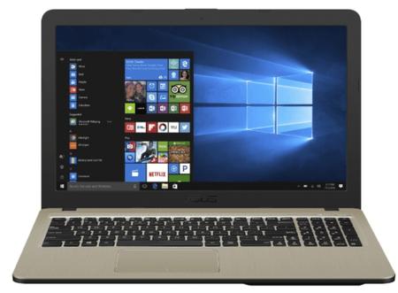 Asus prijenosno računalo X540MA-DM141 N5000/4GB/SSD256GB/15,6FHD/Endless (90NB0IR1-M02760)