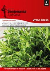 Semenarna Ljubljana vrtna kreša, gladkolista, 446, mala vrečka