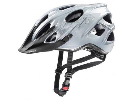 Uvex Onyx kerékpáros sisak kerékpáros sisak Strato Steel 52-57 cm