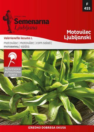 Semenarna Ljubljana matovilac Ljubljanski, 455, malo pakiranje