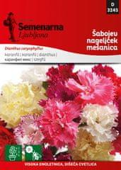 Semenarna Ljubljana Šabojev nageljček - mešanica D2345, mala vrečka