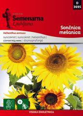 Semenarna Ljubljana sončnica mešanica 3695, mala vrečka