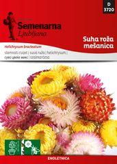 Semenarna Ljubljana suha roža - mešanica D3720, mala vrečka