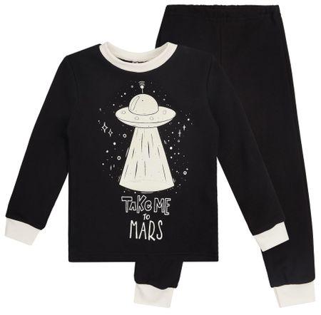 Garnamama piżama chłopięca Ufo 98 wielokolorowa