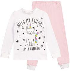 Garnamama dívčí svítící pyžamo