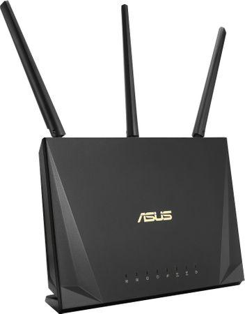 Asus RT-AC65P gaming brezžični usmerjevalnik, Dual-Band, WiFi, AC1750