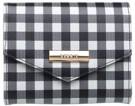 Bessie London dámská peněženka černá