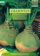 Valentin koleraba 161, rumena, maslena