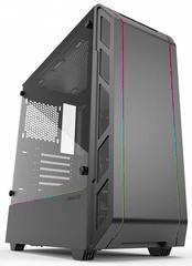 PHANTEKS kućište Eclipse P350X s kaljenim staklom, RGB LED, ATX, crno