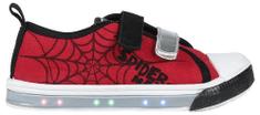 Disney chlapecké svítící tenisky Spiderman