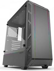 PHANTEKS kućište Eclipse P350X s kaljenim staklom, RGB LED, ATX, crno-bijelo