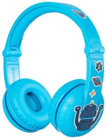 BuddyPhones Play, kék