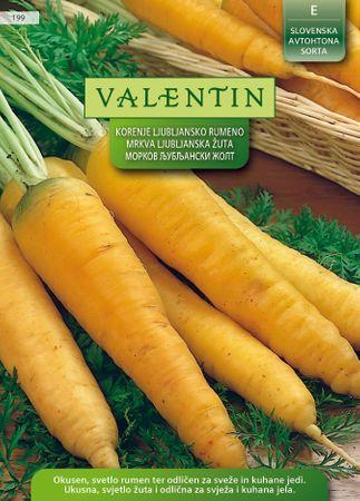 Valentin korenje ljubljansko, rumeno 199