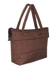 Emitex potovalna otroška torba za voziček, rjava