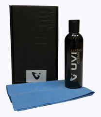 UVI Clean set za čišćenje kože i umjetne kože, 250 ml