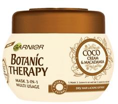 Garnier maska za lase Botanic Therapy Coco & Macadamia, 300 ml