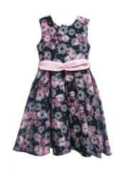 Blue Seven haljina za djevojčice s cvjetnim uzorkom