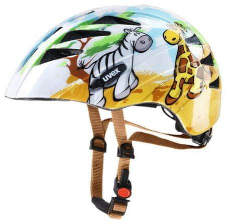 Uvex kolesarska čelada Kid 1 Safari Uni