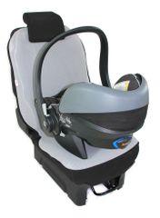 Emitex zaštita sjedala 3D, siva
