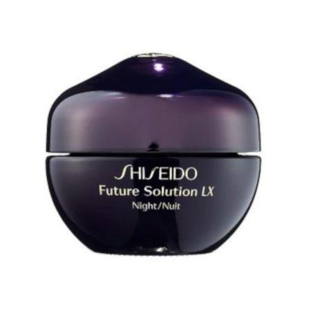 Shiseido Noční regenerační krém proti vráskám Future Solution LX (Total Regenerating Night Cream) 50 ml