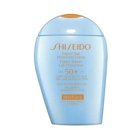 Shiseido Vízálló napozó krémSPF 50+ Suncare Expert Sun (Protection Lotion) 100 ml
