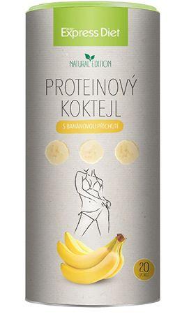 Good Nature Proteínový koktail s banánovou príchuťou 700 g