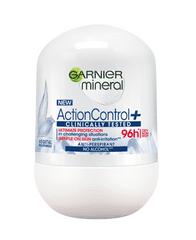 Garnier antiperspirant Mineral Action Control+Roll On, 50 ml