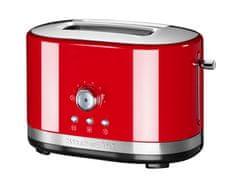 KitchenAid opekač kruha P2 KMT2116EER Manual Control, rdeč