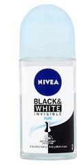 Nivea antiperspirant Invisible for Black&White Pure