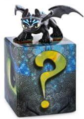 Spin Master figurka kolekcjonerska Jak Wytresować Smoka 3 opakowanie podwójne - czarne/niebieski