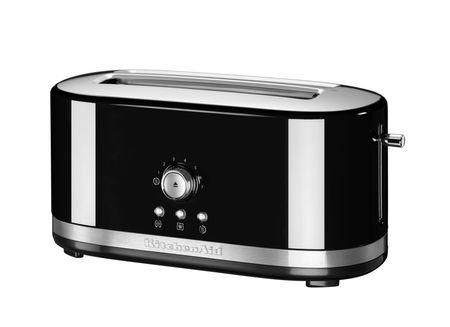 KitchenAid opekač kruha P2 KMT4116EOB Manual Control, črn