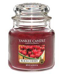 Yankee Candle Classic střední - Zralé třešně, 410 g