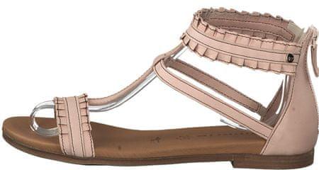 e3c235673a Tamaris dámské sandály 37 ružová