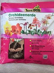 BRILL zemlja za orhideje 5L